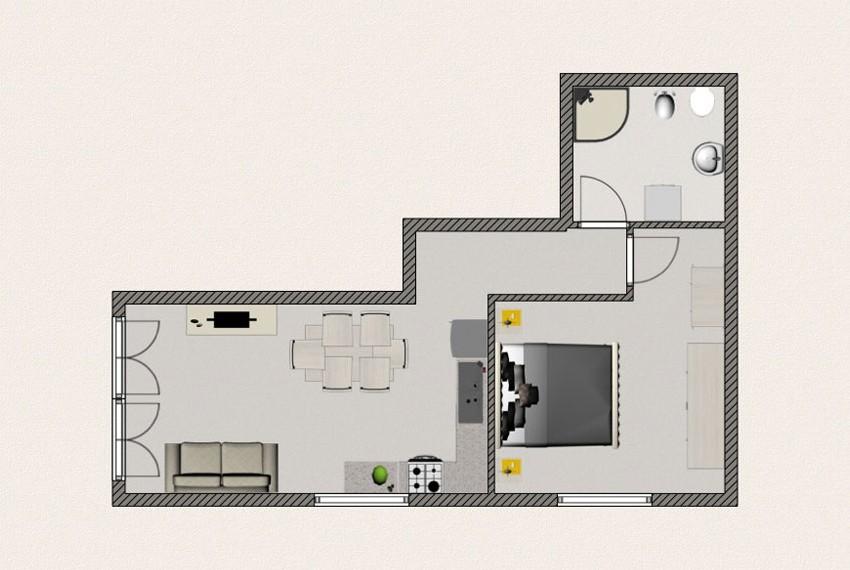 Appartamento in Affitto Henry a Buggerru, Sardegna