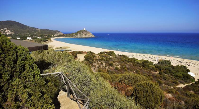 Baia Chia Sardegna Vacanze
