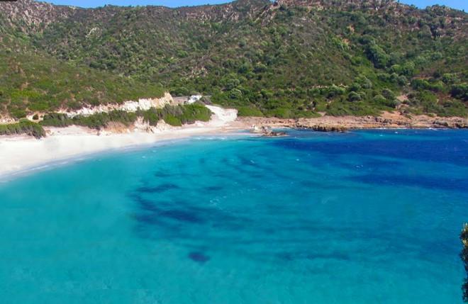 Vacanze Chia, Spiaggia Piscinnì
