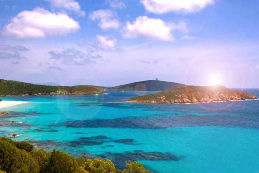 Spiaggia Tuerredda, Chia Sardegna